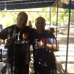 Με τον αλιταρχη και οργανωτη του αγωνα jet Raid Acropolis